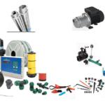 irrigatori, elettrovalvole, elettropompe elettromeccanica piersimoni