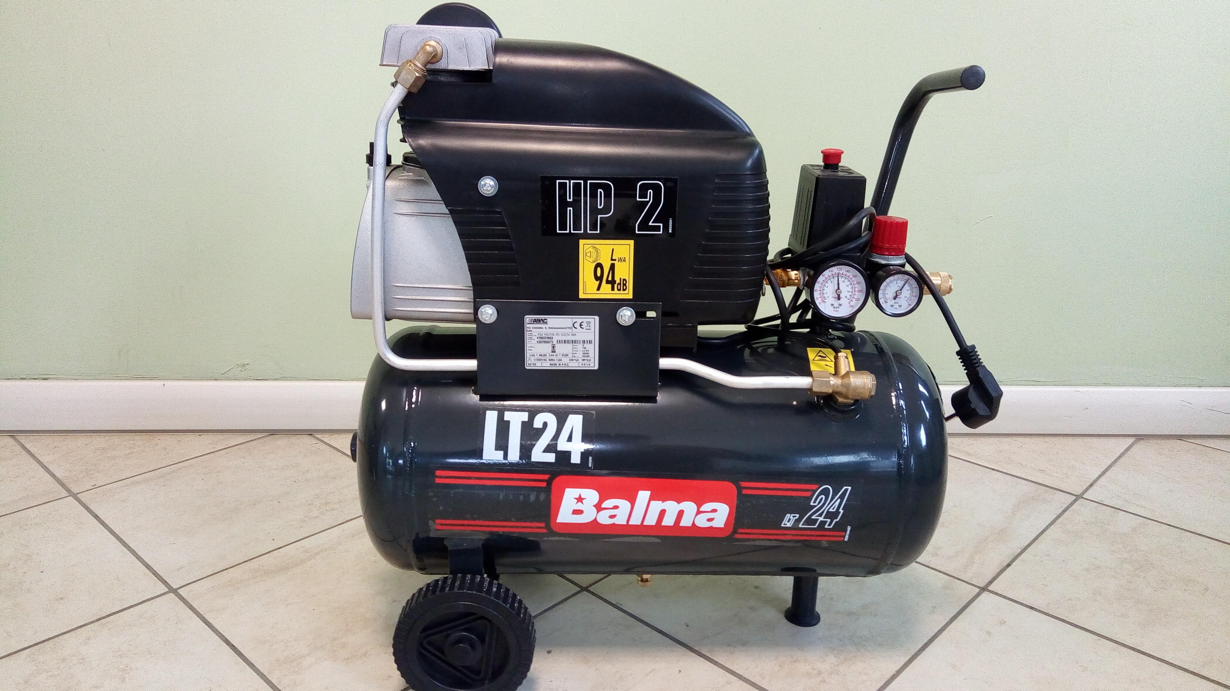 compressore balma FC2