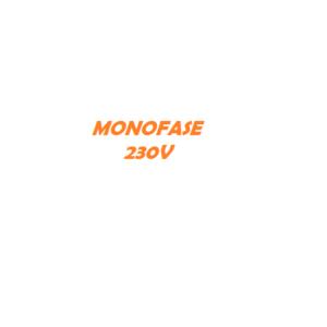 Monofase, 230V